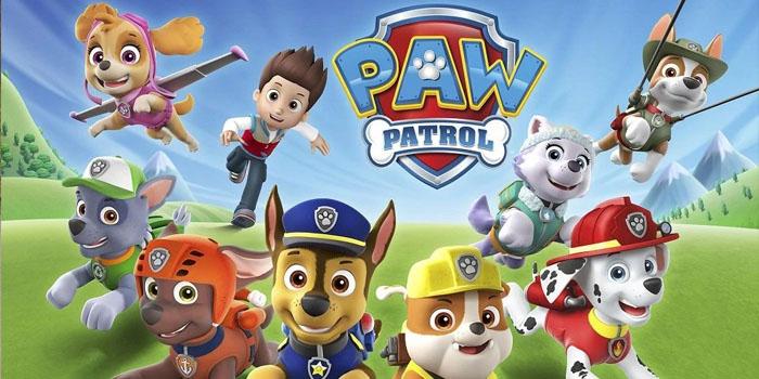Lasten Paw Patroll lelut ovat suosittuja