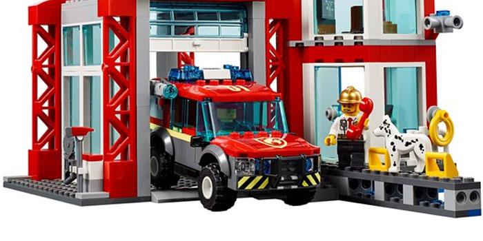 Lego paloasema 2020